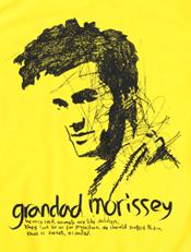 Grandad Morissey,morissey, music, 90s