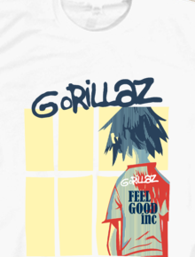 Gorillaz,music