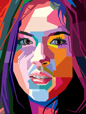 RAISA,raisa, musisi, pop, wpap, pop art, t-shirt, sketch, vector