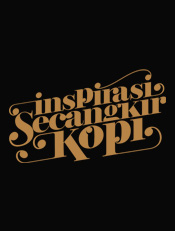 Inspirasi Secangkir Kopi,tipografi, inspirasi, kopi, coffee lover