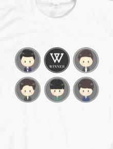 WINNER Group Ver B,WINNER, YG, WIN, Mino,Seunghoon,Seungyoon,Jinwoo,Taehyun