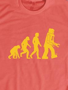 robot evolution,robot evolution, robot, evolution, the big bang theory, big bang, theory, sheldon, cooper, leonard, film, series, serial, geek, scince, programmer, engineer