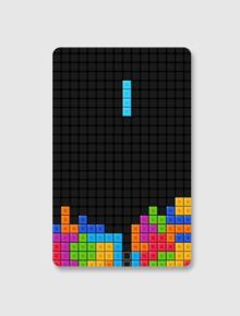 Tetris Card,tetris, game, puzzle