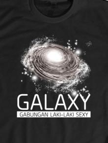 Galaxy,teepografi, season 4, tipografi, galaxy, samsung, gabungan laki laki sexy