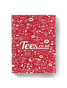 tees notebook official,ilustrasi, notebook, tees