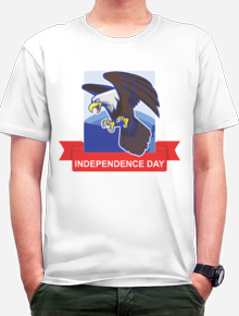 Independence Day Badge,america, 4 juli,4th of july, independence day