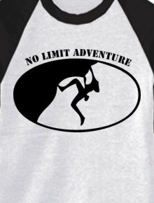No limit Adventure 04,kaos gunung.kaos camping,kaos naik gunung,kaos pecinta alam