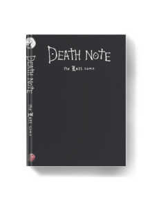 Death Note Book,L, Death, Note