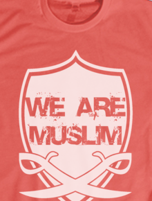 we are muslim,muslim,moslem,islam