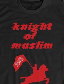 knight of muslim,knight,muslim,moslem