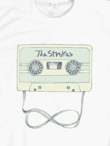 the strokes tape,the strokes tape