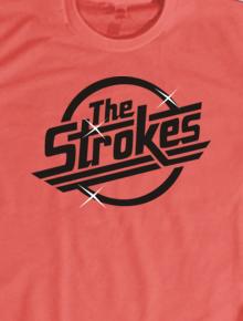 The Strokes Classic Logo,