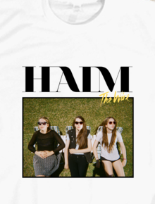 HAIM BAND - THE WIRE,HAIM, BAND, COVER, THE WIRE