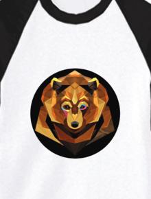 Polygon Bear,vector, art, polygon, bear, wpap, animal